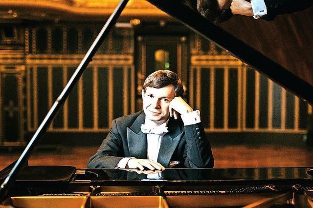 Der ungarische Pianist István Lajkózu Gast in Sulzburg-Laufen
