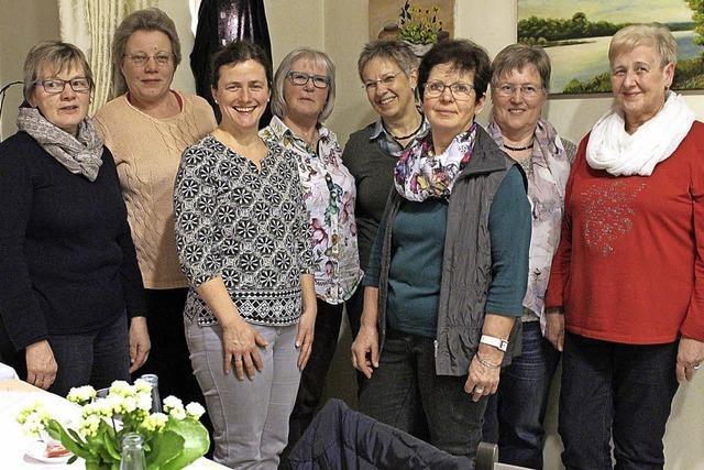 Frauen setzen sich für Palliativmedizin ein