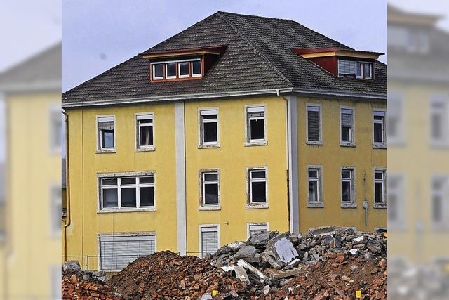 Abriss oder Neubau ist jetzt die Frage