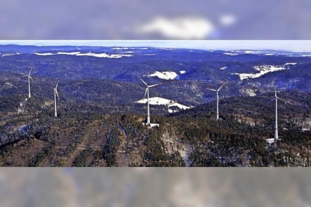 Windpark-Fragen sind weiter in der Schwebe