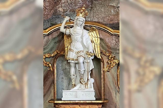 Statue gespendet