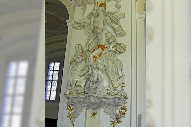 Geld und Herz für St. Josef