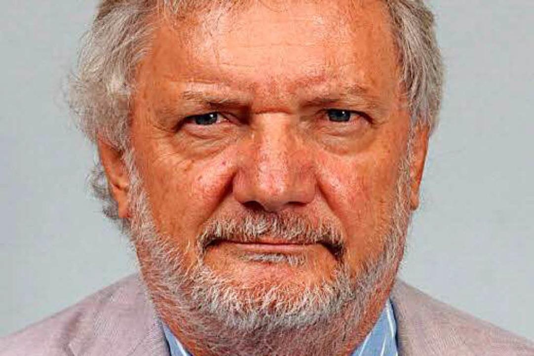 Ralf Trapp, Chemiewaffenexperte  | Foto: privat
