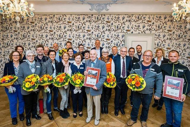 15 Beschicker stehen seit Jahrzehnten auf dem Münstermarkt