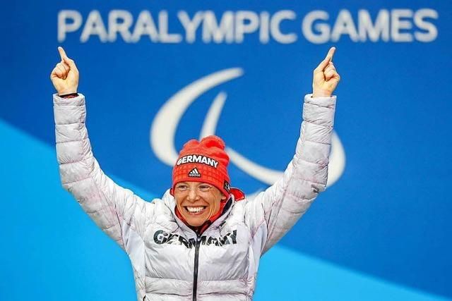 Paralympics-Silber im Langlauf-Sprint: Eskau holt dritte Medaille