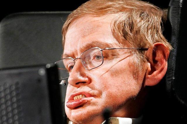 Stephen Hawking versus Gott