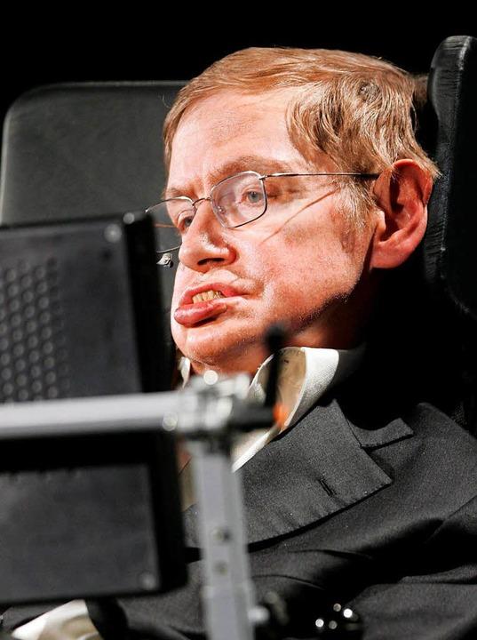 Stephen Hawking  | Foto: dpa