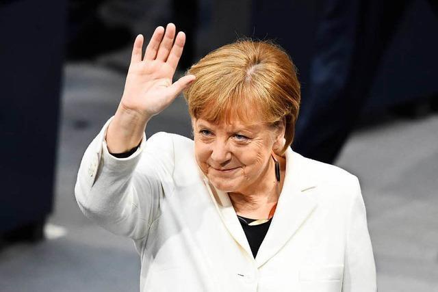 Merkel, die Vierte