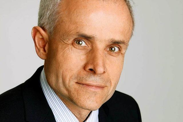 Mario Thomas Singer ist Kandidat Nummer vier fürs Bürgermeisteramt in Malsburg-Marzell