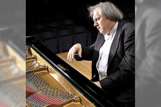 Beim Freiburger Emil-Gilels-Festival konzertieren Pianisten der Weltklasse