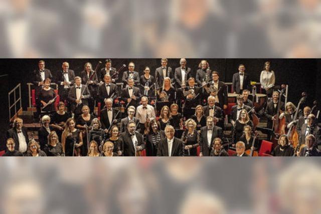 Das Markgräfler Symphonieorchester konzertiert in der Martinskirche Müllheim
