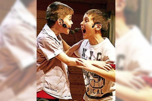 Kindertheater zeigt Flüchtlingsthematik
