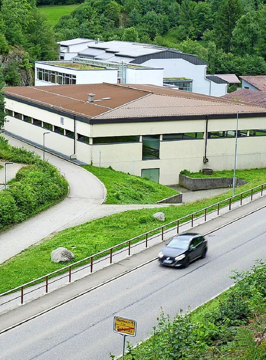 Die Buchenbrandhalle des GVV Schönau soll abgerissen und ersetzt  werden.   | Foto: archivbild: sattelberger