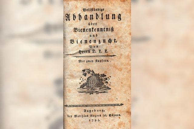 Vom Honigsommer, Bienenwachs & Co.