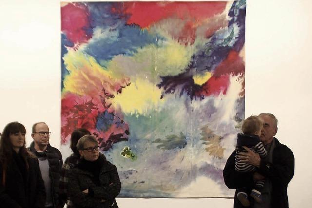 Der ehemalige Beuys-Meisterschüler Stephan Runge stellt in der Kunsthalle Altdorf aus