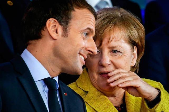 Paris hofft auf ein furioses Finale der Kanzlerin