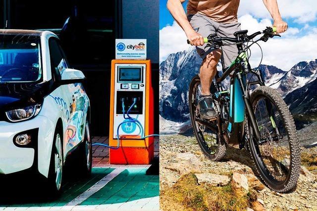 Viel Geld für die E-Mobilität