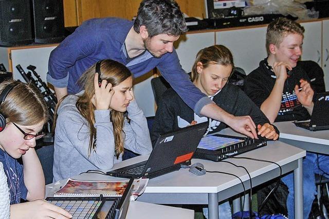 Komponieren mit Computer