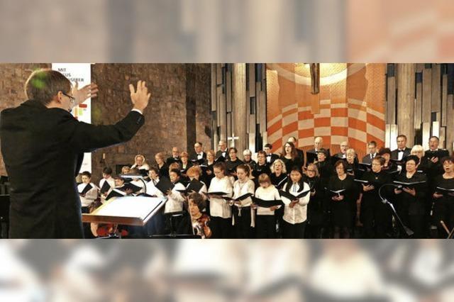 Kammerchor feiert sein Jubiläum