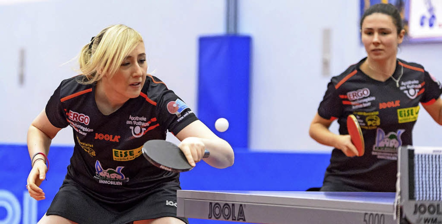 15 Spiele, 15 Siege: Linkshänderin Cha...ck- und Offensivspielerinnen perfekt.   | Foto: Gründl