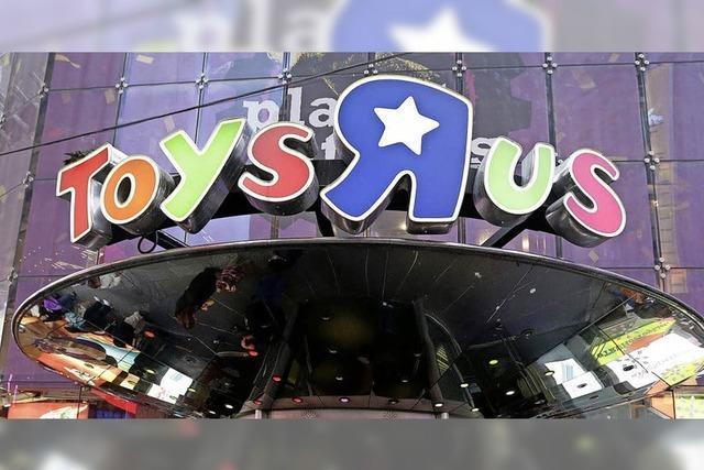 Toys R Us schließt in den USA
