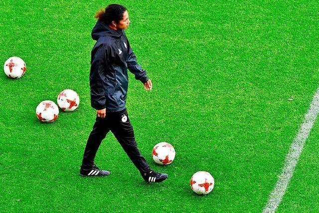 Darum werden Frauen-Nationalmannschaften meistens von Männern trainiert