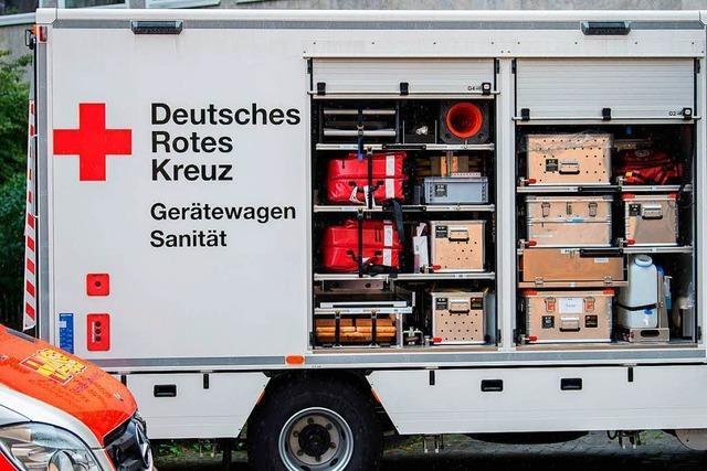 Chefin des Badischen Roten Kreuzes: