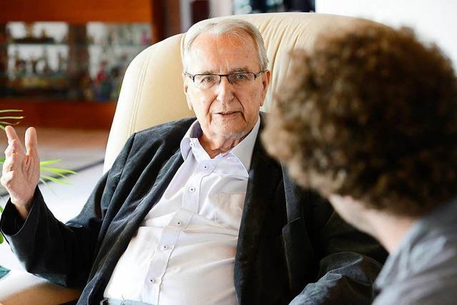 Wolfgang Fiek, langjähriger Leiter der BZ-Stadtredaktion, ist im Alter von 80 Jahren gestorben