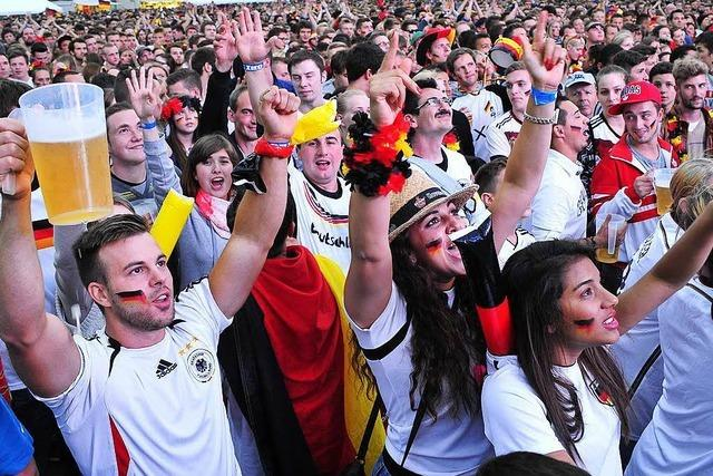 Die Sick-Arena wird während der Fußball-WM zur Fan-Arena