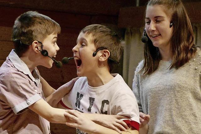 Theatergemeinschaft Zeitschleuse zeigt am Sonntag