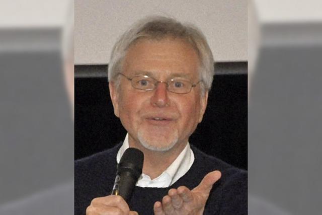 Rolf Baiker ist neuer Vorsitzender
