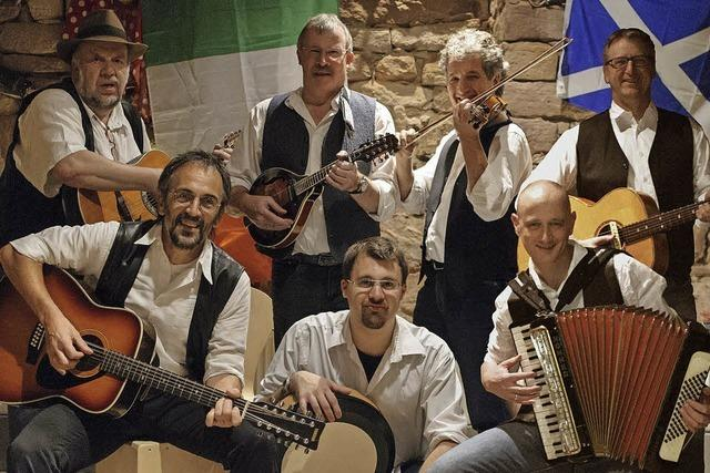 Irish Boys in Oberschopfheim