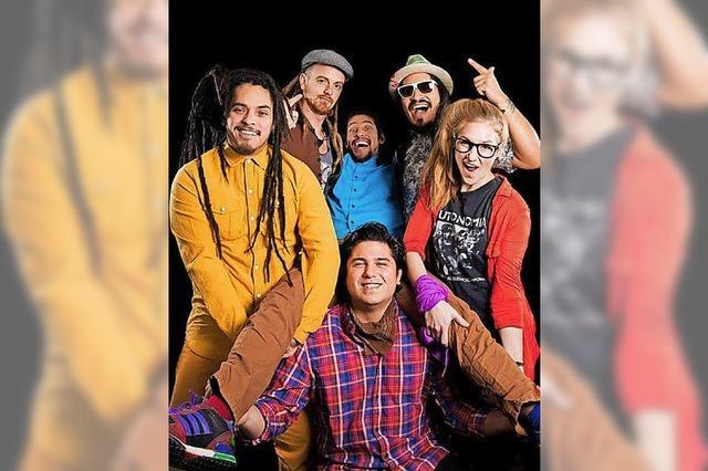 Cumbia Reggae im Spitalkeller