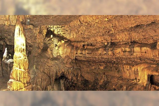 Erdmannshöhle eröffnet nächste Woche die Saison