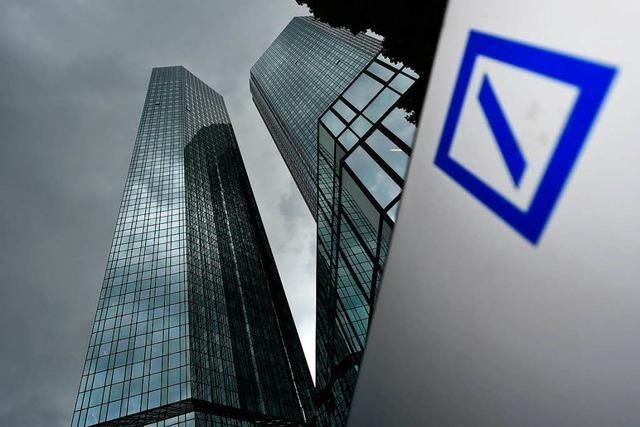 Die Boni bei der Deutschen Bank sind nicht zu verstehen