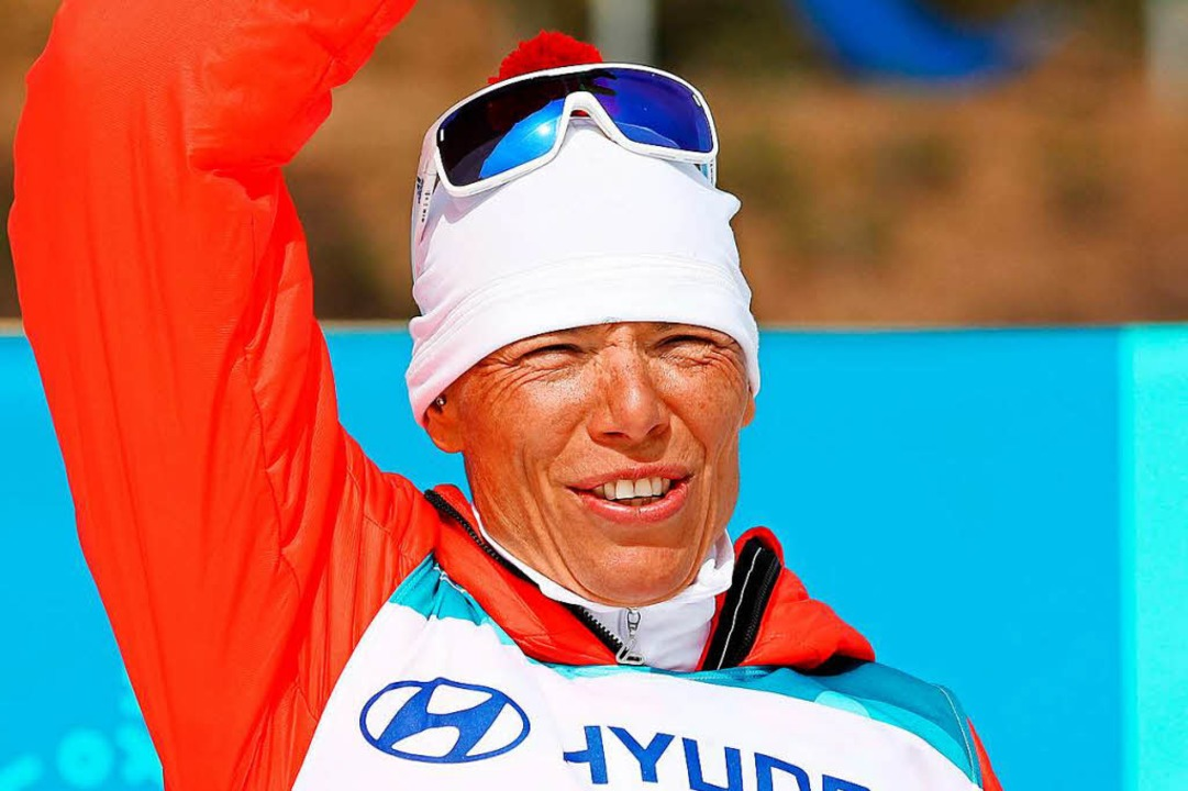 Andrea Eskau gewinnt fünfte Medaille in Pyeongchang  | Foto: dpa