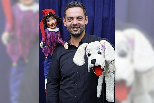 Kasper und der Puppenspieler