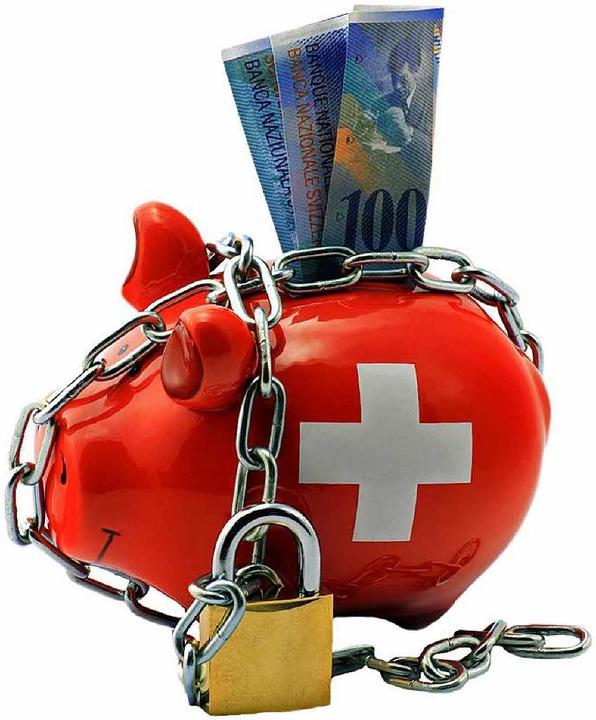 Von der Schweizer Pensionskasse bleibt mehr.    Foto: je