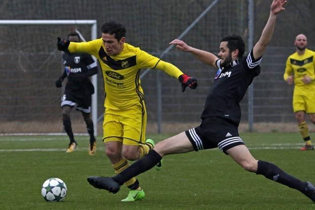 Sinz-Show: SV Obersäckingen schlägt SV Schwörstadt mit 6:0