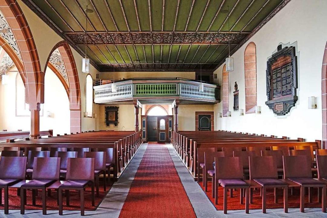 Die Einführung von  Kirchengestühl &#8...eln –  diente auch der Disziplin  | Foto: Thomas Quartier