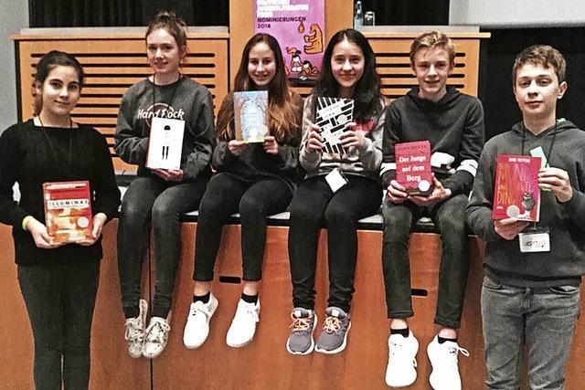 Waldkircher in der Jugendjury für Jugendliteraturpreis