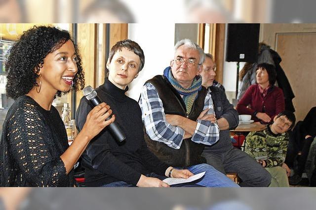 """Claudia Gabler zur Lörracher Hörspielreihe """"Mit den Ohren sieht man besser"""""""