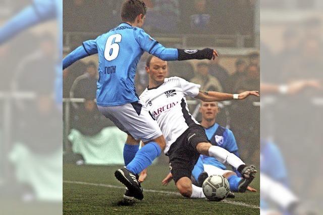 FC Villingen kommt zweimal zurück