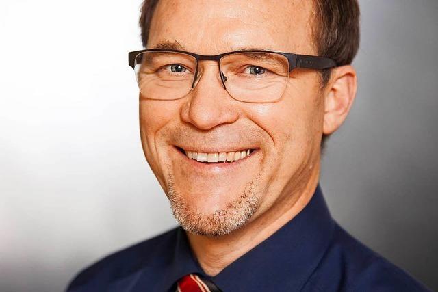 Daniel Kietz wird der neue Bürgermeister von Riegel