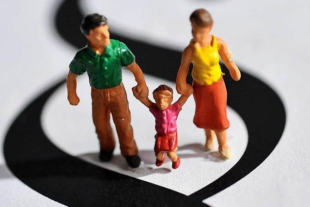 Wie das Umgangsrecht bei Trennung und Scheidung geregelt ist