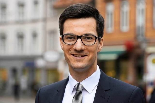OB-Kandidat Martin Horns Wahlkampf nimmt Fahrt auf