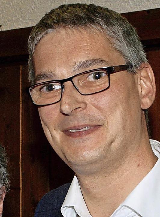 Markus Benkeser wurde neu gewählt.   | Foto: Fotos: Udo Krauß