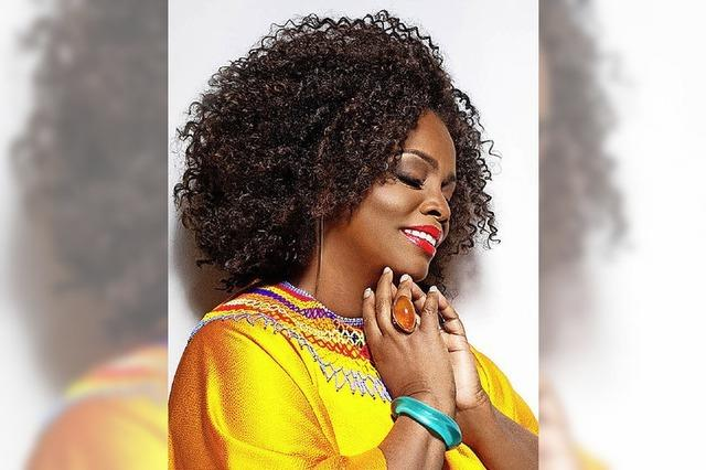 Dianne Reeves & Quintet im Musical Theater Basel