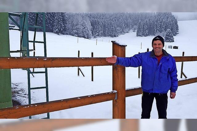 Liftanlagen bleiben trotz Schnees außer Betrieb