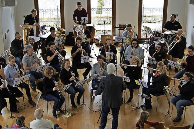 Ein besonderes Orchester zum Jubiläum